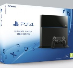 Sony is preparing a version of the game console PlayStation 4 to 1 TB of memory on board