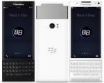 Disclosed specification smartphone BlackBerry Venice