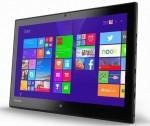 January tablet Toshiba Portege WT20 reached store shelves
