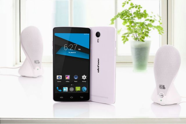 Review smartphone Ulefone Be Pure
