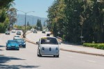 Unmanned vehicles Google went on a public road