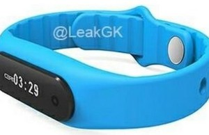 Xiaomi is preparing the second generation of fitness bracelet Mi Band
