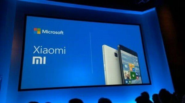 Owners of Xiaomi Smartphone can already test the OC Windows