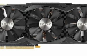 Zotac is engaged in marketing graphics card GeForce GTX 980 Ti AMP!