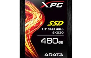 AData Technology announced the launch of SSD-drives XPG SX930 for gamers