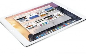 Apple admits the possibility of working OS X El Capitan on the tablets