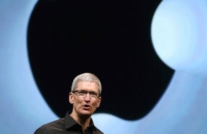 Apple introduced the report for the third quarter of 2015 fiscal year