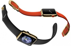 Apple Watch Sport can also be golden, like the iPhone