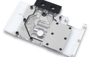 EK Water Blocks has officially introduced water blocks for the Radeon R9 Fury X