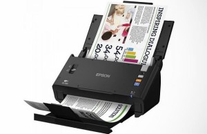 Review Scanner Epson WorkForce DS-560