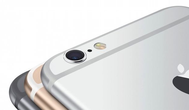 Leakage from Foxconn: camera data iPhone 6s