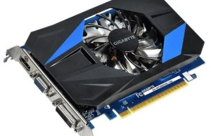 Gigabyte offers a single-slot graphics card GeForce GT 730 with new cooler