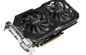 Gigabyte Technology Launches Radeon R9 380 graphics card with cooler WindForce 2X