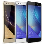 Huawei unveiled Honor 7 on the basis of proprietary SoC