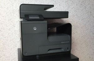Review MFP HP OfficeJet Pro X476dw - universal soldier for the average office