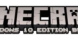 Microsoft announced Minecraft Windows 10 Edition