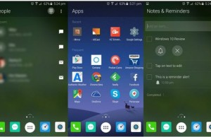 Microsoft has not worked over the launcher for Android - Arrow Launcher