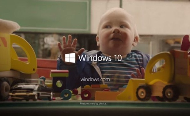 Microsoft has released a touching commercial Windows 10