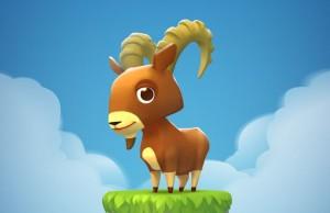 Mountain Goat Mountain - wonderful life mountain goats
