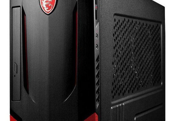 MSI Nightblade MI - compact gaming system with Windows 10 Home