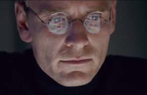It published a new trailer for the film based on the biography of Steve Jobs
