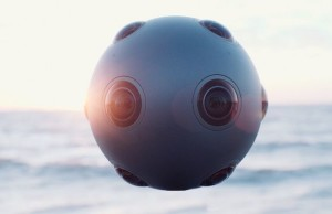Nokia introduced the camera to shoot OZO VR-Video