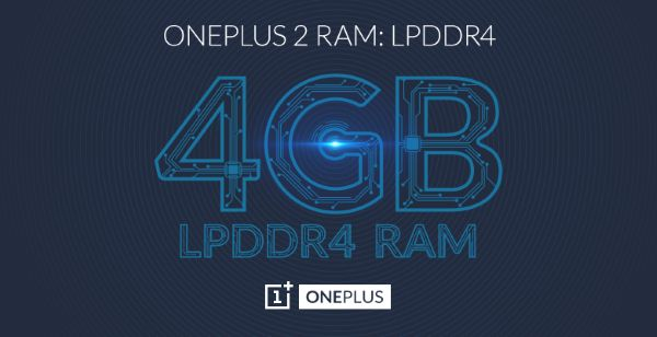 OnePlus 2: 4 GB of RAM for less than $ 450