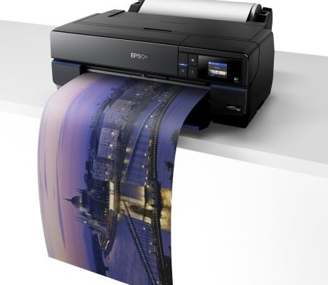 Photo Printer Epson SureColor SC-P800 with support A2 format