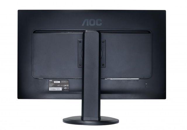 Review AOC u2868Pqu. 4K-monitor with a TN-matrix