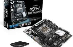 Review and testing motherboard ASUS X99-A / USB 3.1 (Transfer Express)