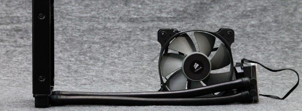 Review Corsair H100i