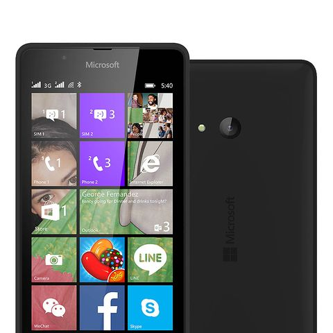 Review Microsoft Lumia 540 DS (RM-1141)