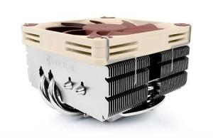 Review Noctua NH-L9x65: Low Profile CPU Cooler
