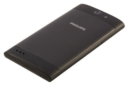 Review Philips S309: good balanced budget android smartphone