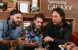 Samsung compared impolite iPhone and polite owners of Galaxy
