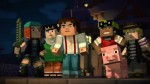 Telltale Games has shown the first trailer for an adventure game based on the Minecraft