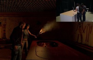 The company showed a concept Real Virtuality multiplayer virtual reality