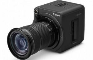 The new Canon camera can capture video in complete darkness