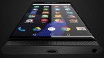 There are details about the first BlackBerry smartphone running Android