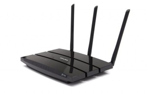 Review wireless router TP-LINK N750 TL-WDR4300
