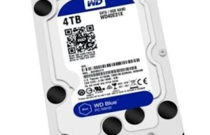 Western Digital launches a pair of hybrid hard drives in a series of WD Blue SSHD