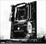What will the motherboard MSI Z170 Krait Edition?