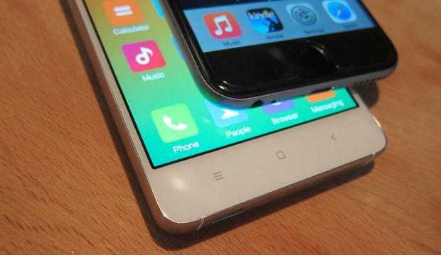 Xiaomi sure that does not copy Apple