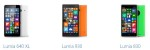 Windows 10 Mobile: first update will be released only for the ten models Lumia