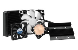 Accelero Hybrid III-140 - the new VGA-cooler from Arctic