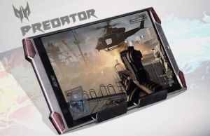 Acer is launching the mass production of the game Predator 8 tablet