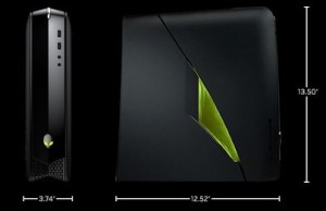 Alienware X51: compact gaming system with water cooling