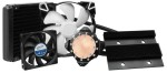 Arctic introduced a hybrid graphics card cooling system Accelero Hybrid III-140