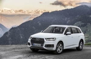 Audi plans to electric SUV, which will be held over 500 km battery