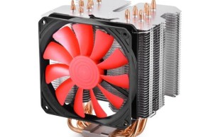 DEEPCOOL announced processor cooler Lucifer K2